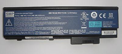 Batterie D'ORIGINE Acer SQU-525 SQU-519 916C4890F Aspire 7000 9300 9420 5510