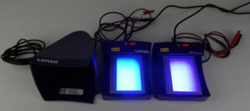 Lonza FlashGel Docks and FlashGel Camera Electrophoresis System