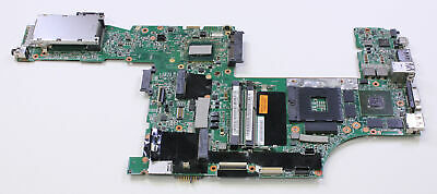 BOOTING ISSUES Lenovo ThinkPad W520 Motherboard 04W2028 System Board Genuine