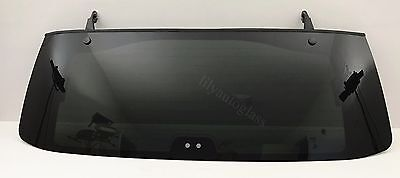 Fits 2009-2015 Honda Pilot Rear Back Window Glass Heated Privacy Tinted