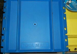 TOOL MAID TOOL TRAYS , 1 - BLUE , 1 - YELLOW $10.00 EACH Belleville Belleville Area image 4
