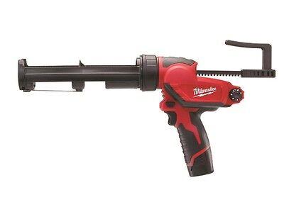 NEW MILWAUKEE 2441-20 M12 12 VOLT CORDLESS 10OZ CAULK GUN TOOL ONLY