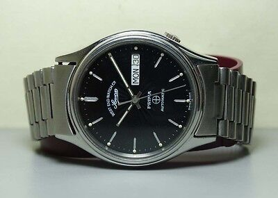VINTAGE WEST END MILITARY AUTOMATIC DAY DATE MENS USED K.5969 5224 WATCH H653