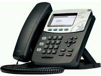 Digium D40 VOIP phones X4