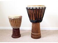 Djembe Drums