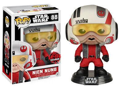 FUNKO POP! Star Wars The Force Awakens NIEN NUNB #88 (VAULTED)