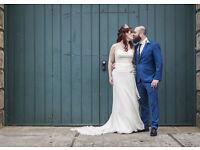 Documentary style wedding photography, Leeds