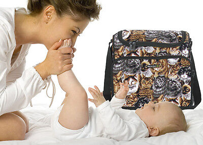 Bay Shower Ideas (CAT DIAPER BABY BAG by Broad Bay!! Best Cat Lover Baby Shower Gift )