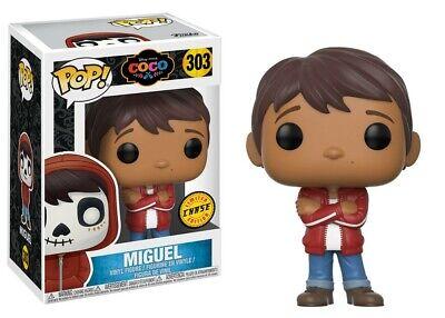 Funko Disney Pixar Coco Miguel Rivera Pop Figure CHASE w/ Protector