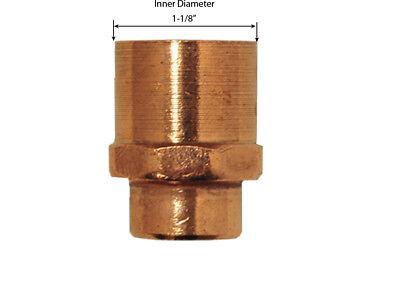 Libra Supply 1 X 34 Inch Copper Pressure Reducing Female Adapter Cxfip 5 Pcs