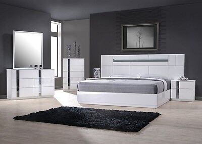 Palermo Modern King Size 5 Pc Bedroom ...