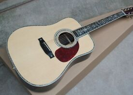 **WANTED** Chinese, Martin D45 Style, acoustic guitar **WANTED**