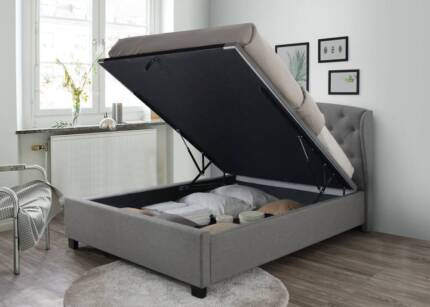 SALE!!!!!! Mona Gas Lift Queen Bed