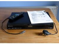 Panasonic DMR-EX77EB DVD Recorder 160 GB Hard drive with Freeview HDMI & Remote