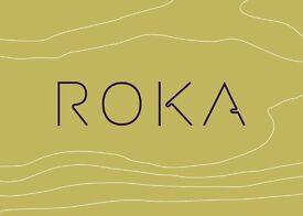 ROKA - Chef de Partie