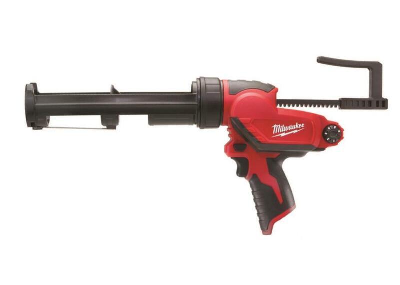 Milwaukee-2441-20 M12 10 Oz Caulk Gun-Bare Tool