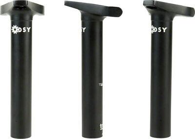 New-Old-Stock Gipiemme Seatpost w//Black Flutes ...Oversized Head 26.6mm x 200mm