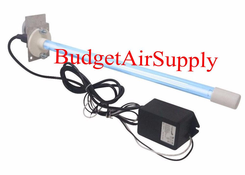 UV LIGHT Kit Air Purifier HVAC 24 Volt EZ Magnet Mount for A