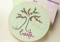 Sewing Lessons - Intro to Hand Embroidery