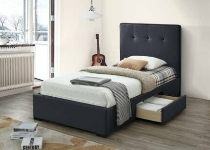 Lotus King Single/Double/Queen Bed Frame AV At Both Showrooms