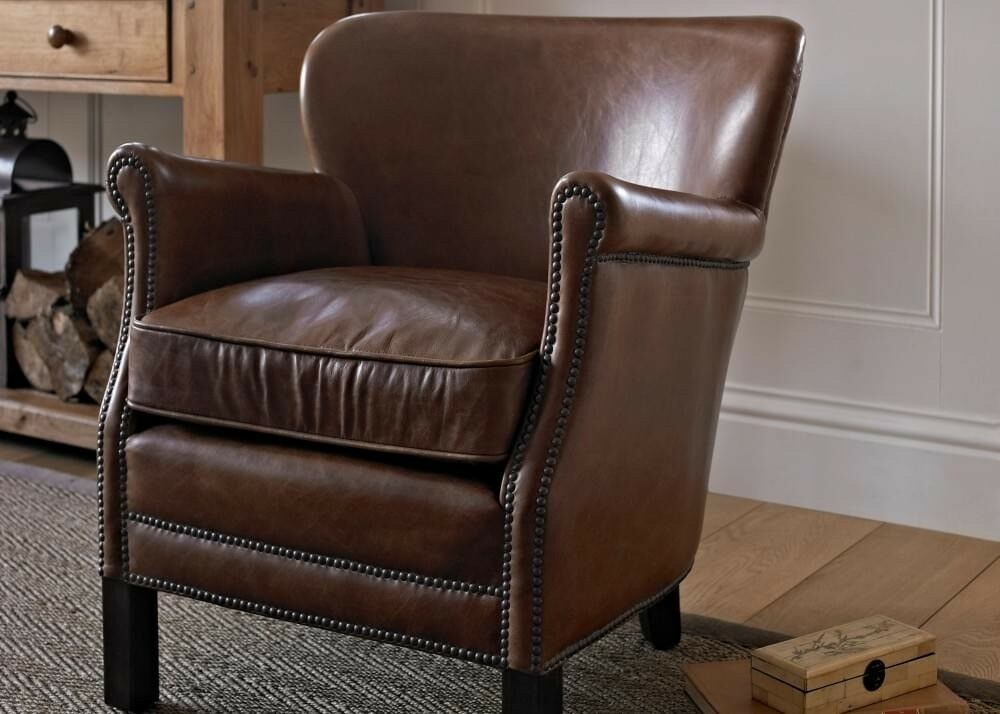 Lovely Armchair / Halo Little / 100% Leather / RRP 799 - John Lewis exclusive