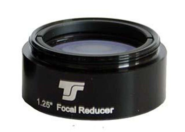 "TS-Optics 0,5 fach Focal Reducer 1,25"" FMC Brennweitenred. f Teleskope, TSRED051"
