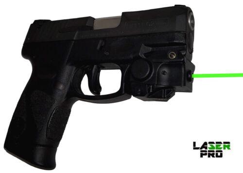 Green Laser Sight for Taurus w/Rails like Millennium G2, G2S, G3, G3C