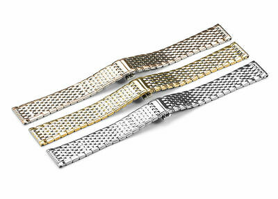 Watch Band Wrist Stainless Steel Quick Release Strap for Longines La Grande rk