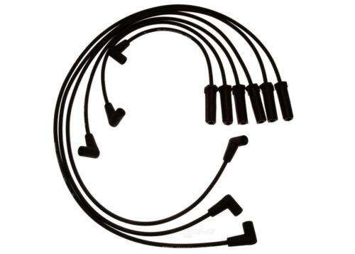 Spark Plug Wire Set Acdelco Gm Original Equipment 726rr