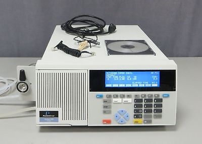 Perkin Elmer Series 200 Lc Hplc Analytical Pump With Rheodyne 7725i