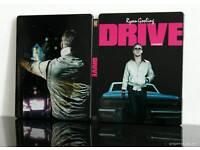 """""""Drive"""" Blu-ray rare Steelbook version OOP"""