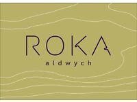 ROKA Aldwych - Waiter