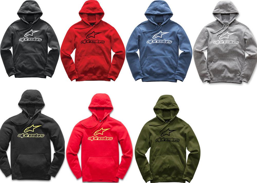 Alpinestars Always Fleece Hoodie Jacket Mens All Sizes & Colors
