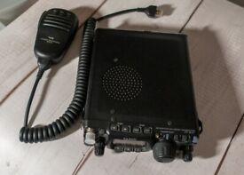 Yaesu FT-817ND HF VHF UHF Transceiver