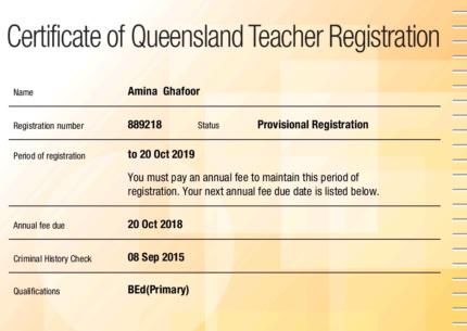 Professional QLD QUALIFIED teacher & tutor p-6