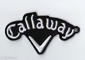 Callaway Shirt Ballcap Golf Sports Champion Cap size Iron on patch