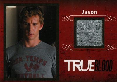 True Blood Archives Jason Stackhouse Costume Card C2