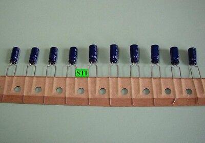 33uf 33 Mfd 16v Electrolytic Capacitor Radial - Panasonic - Qty 20 -- On Sale