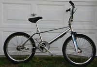 BMX Bike Stolen $300 Reward - OLD Chrome BMX
