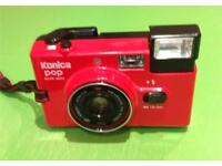 Konica Pop Auto Date 35mm Compact Camera