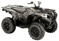 2014 Yamaha Grizzly 700 EPS Camo