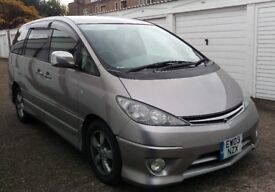 T-Z CARS PRESENT A 2003 Toyota Estima 2.4 5dr AUTO 8 SEATER 6 MONTHS WARRANTY PX WELCOME
