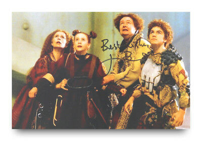 Jim Broadbent Signed 12x8 Photo The Borrowers Autograph Memorabilia + COA