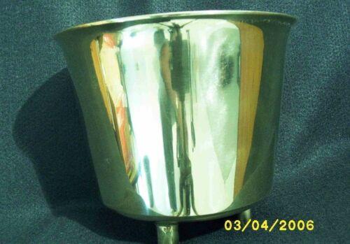 Peyote Drum Kettle #6 Brass