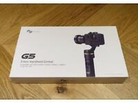 FeiyuTech G5 Gimbal for GoPro hero 3/ hero 4/ session 4 & 5/ Yi Cam 4K and AEE