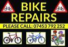 Bike repairs and sales
