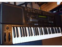 TECHNICS KN 1200 PCM full size keyboard ,Midi, Floppy drive to many functions to list ,very clean