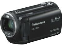 Panasonic HD+ Pro Camcorder 1920 Resolution SD Card x37 Optical Zoom Wide Angle Lens & iA