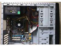 Gigabyte computer PC, 6GB ram, AMD dual core 2.6GHz