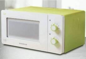 Green daewood microwave